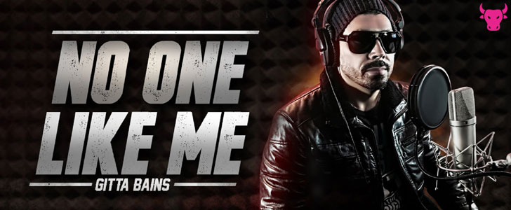 No One Like Me lyrics by Gitta Bains