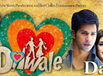Daayre Lyrics from Dilwale