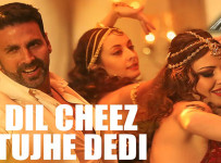 Dil Cheez Tujhe Dedi Lyrics from Airlift