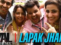 Lapak Jhapak Lyrics from Ghayal Once Again