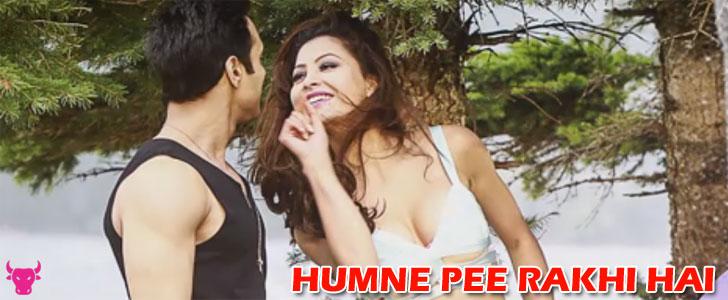 Humne Pee Rakhi Hai lyrics from Sanam Re