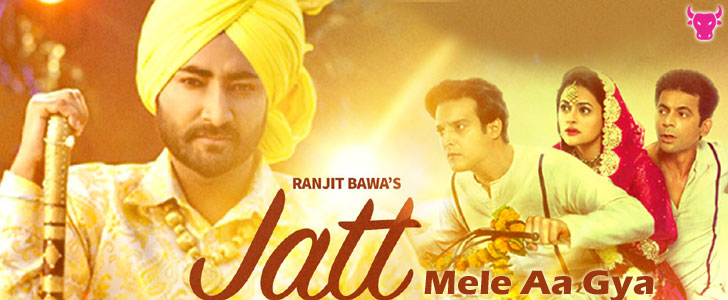 Jatt Mele Aa Gya lyrics by Ranjit Bawa