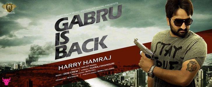 Gabru Is Back lyrics by Harry Hamraj