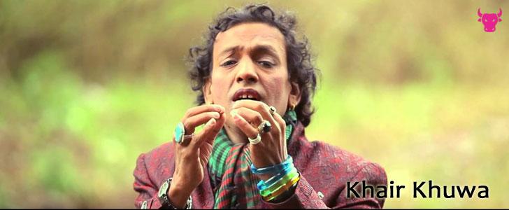 Khair Khuwa lyrics by Sabar Koti