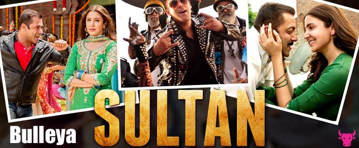 Bulleya lyrics from Sultan