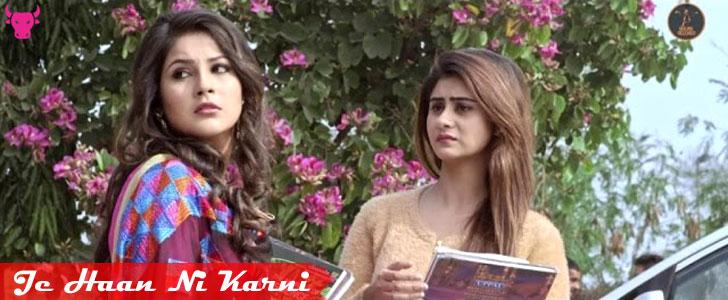 Je Haan Ni Karni lyrics by Saheb Inder