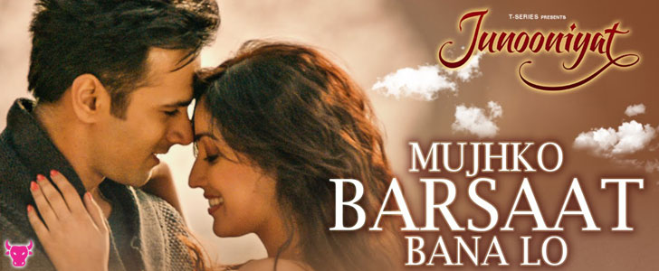 Mujhko Barsaat Bana Lo lyrics from Junooniyat