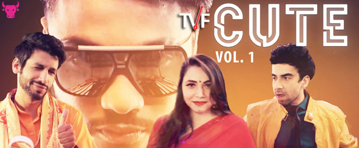 Raftaar TVF's CUTE Vol. 1 Lyrics feat Kanan Gill width=