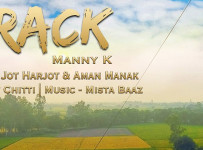 Crack by Manny K - Mista Baaz