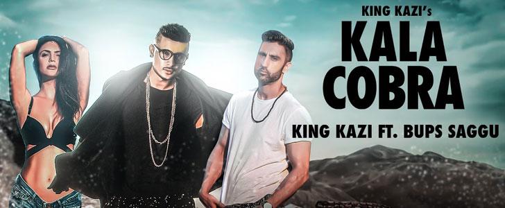 Kala Cobra - King Kazi