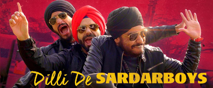 Dilli De Sardarboys lyrics by Singhsta