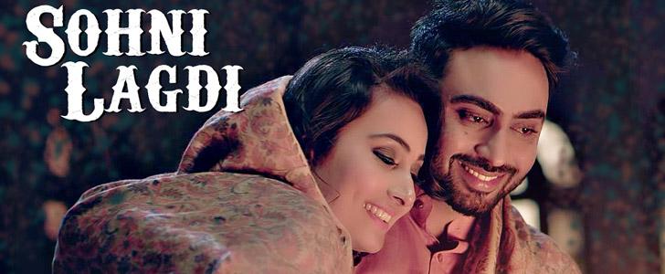 Sohni Lagdi lyrics by Nishawn Bhullar