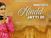 Hindd Jatti Di Lyrics by Emanat Preet