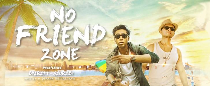 No Friend Zone lyrics by Bharatt-Saurabh