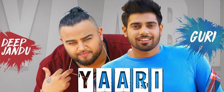 Yaari lyrics by Guri
