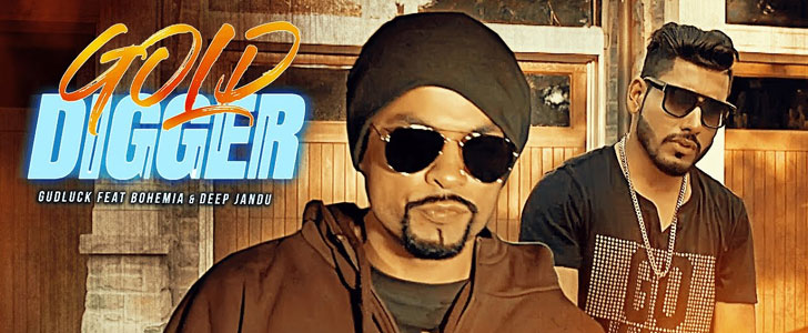 Gold Digger lyrics by Gud Luck