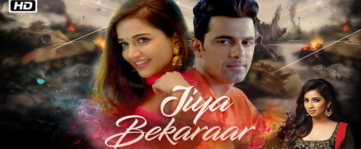 Jiya Bekaraar lyrics by Shreya Ghoshal