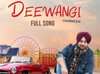 Deewangi Lyrics by Harmeek