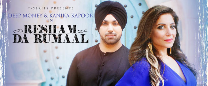 Resham Da Rumaal lyrics by Kanika Kapoor, Deep Money