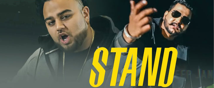 Stand Lyrics by Yudhvir Shergill