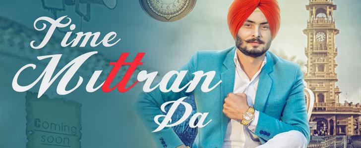 Time Mittran Da lyrics by Hapee Boparai