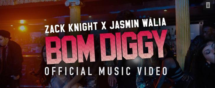 Bom Diggy lyrics by Zack Knight, Jasmin Walia