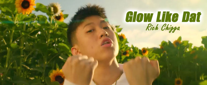 Glow Like Dat lyrics by Rich Chigga