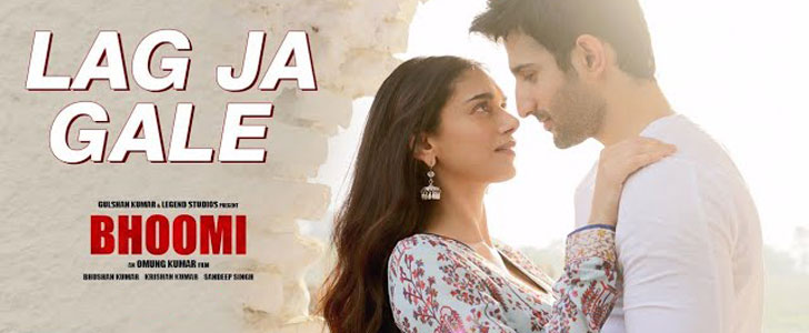 Lag Ja Gale lyrics from Bhoomi