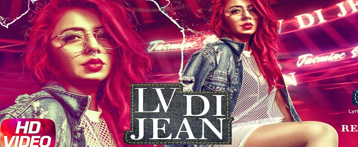LV Di Jean Lyrics by Jasmine Sandlas