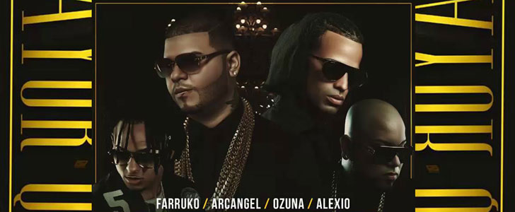 Mayor Que Yo lyrics by Farruko