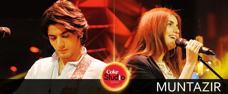 Muntazir lyrics from Coke Studio Season 10
