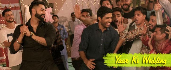 Yaar Ki Wedding lyrics by Goldy