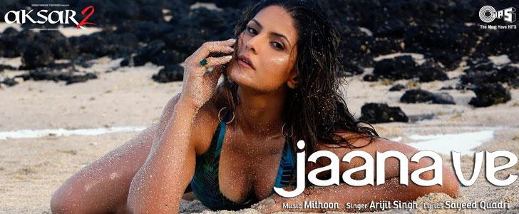 Jaana Ve lyrics from Aksar 2