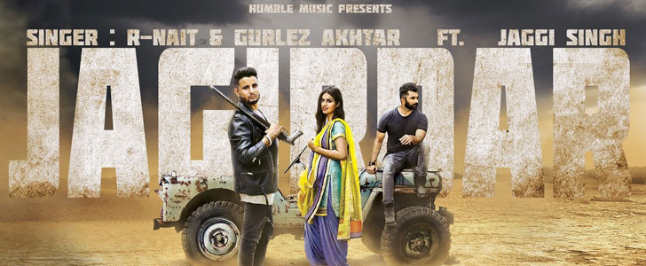 Jagirdar lyrics by R Nait, Gurlez Akhtar