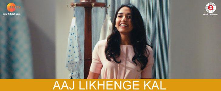 Aaj Likhenge Kal lyrics by Shreya Ghoshal