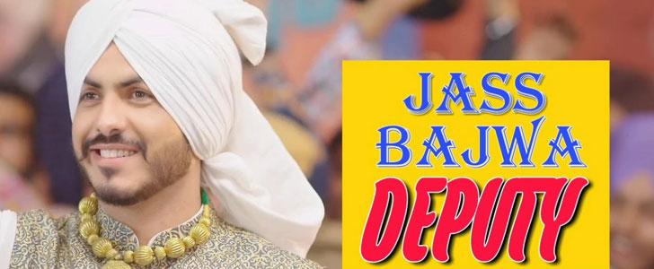 Deputy lyrics by Jass Bajwa