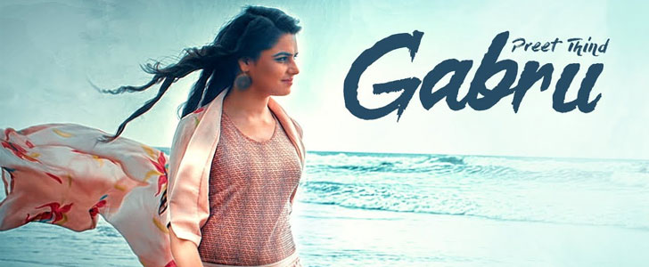 Gabru lyrics by Preet Thind