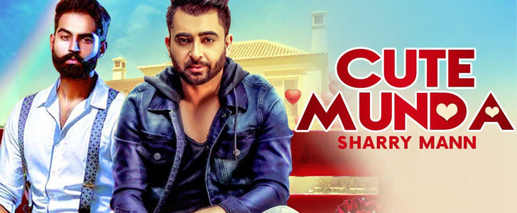 Cute Munda lyrics by Sharry Maan
