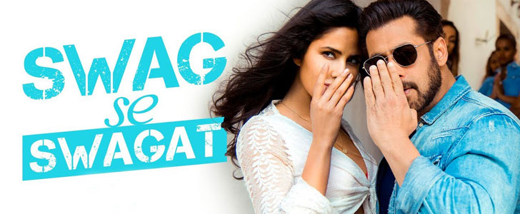 Swag Se Swagat lyrics from Tiger Zinda Hai