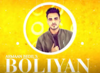 Boliyan Lyrics by Armaan Bedil