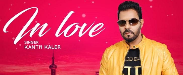 In Love lyrics by Kaler Kanth