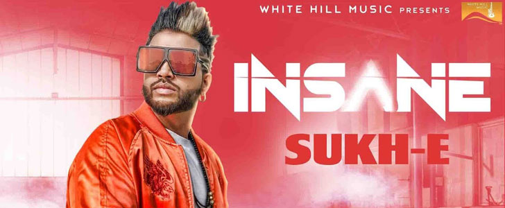 Insane Lyrics - Sukhe