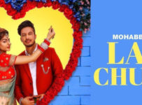 Laal Churha Lyrics by Mohabbat Brar