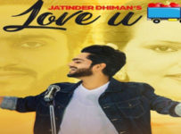 Love U Lyrics by Jatinder Dhiman