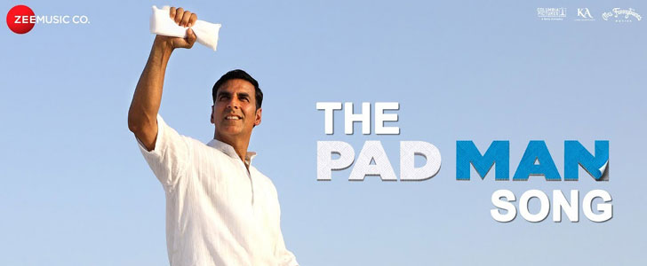 Pad Man Song lyrics from Padman