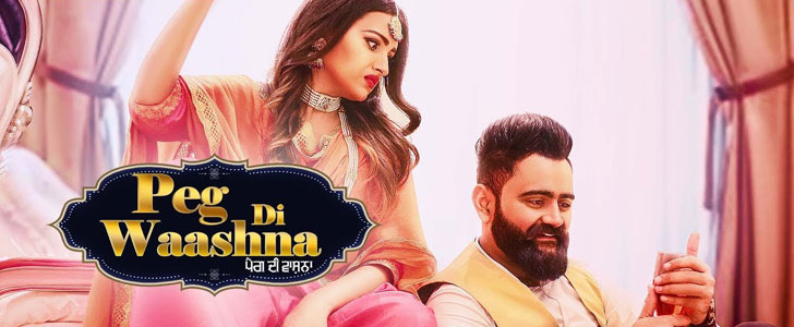 Peg Di Waashna lyrics by Amrit Maan, DJ Flow