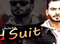Red Suit Lyrics by Mankirt Aulakh