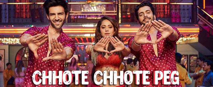 Chhote Chhote Peg lyrics by Yo Yo Honey Singh, Neha Kakkar, Navraj Hans