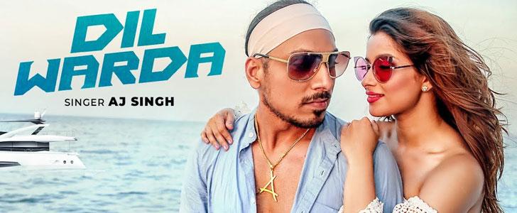 Dil Warda lyrics by AJ Singh