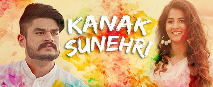 Kanak Sunheri lyrics by Kadir Thind